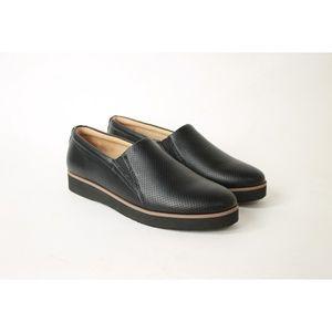 Naturalizer platform slip on loafers